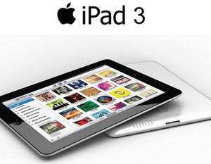 New Ipad 3 Wi-Fi 16gb